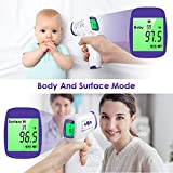 Forehead Thermometer for Adults/Kids, Non-Contact