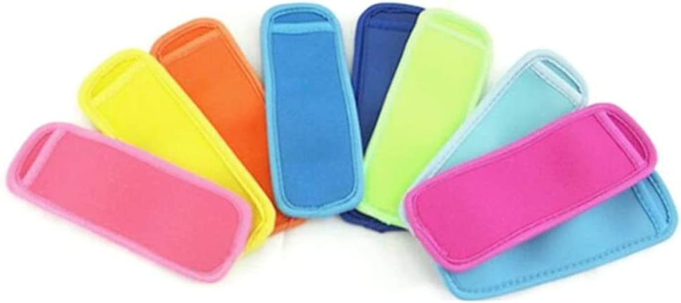 custodia per ghiaccioli e ghiaccioli Chutoral per bambini confezione da 5 pezzi