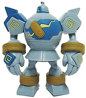 amazon takara tomy 1 40 scale real pokemon figure 3 goloog