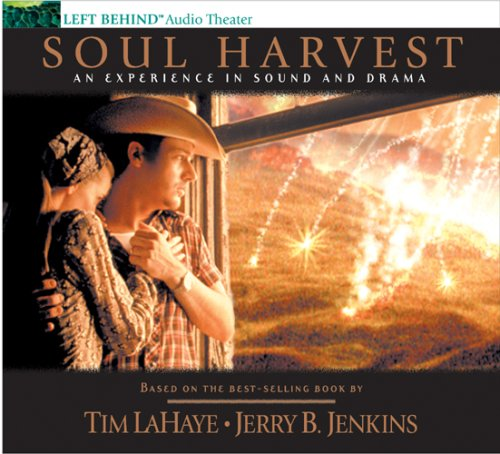 Soul Harvest: An Experience in Sound and Drama (audio CD)