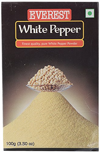 Everest Powder White Pepper 100g Carton Amazon In Grocery Gourmet Foods