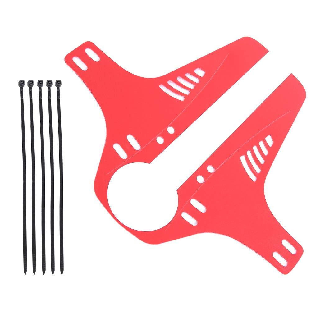 Guardabarros Ligeros de la Rueda Trasera Guardabarros Guardabarros para Guardabarros de Bicicletas para Accesorios de Carretera de monta/ña VGEBY1 Guardabarros para Bicicletas