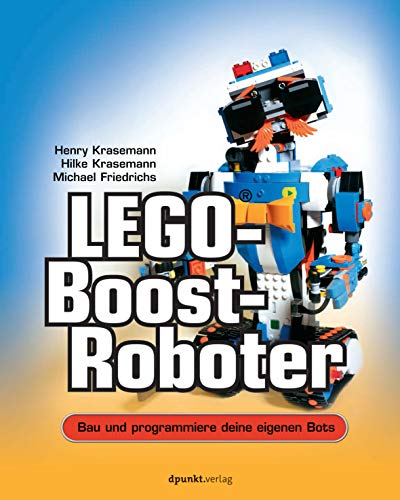 Price comparison product image LEGO®-Boost-Roboter