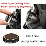 HD ND32 Lens Filters Gimbal Camera Accessories for DJI MAVIC Pro Drone parts