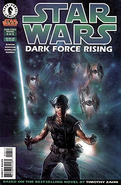 with Star Wars Comic Books design