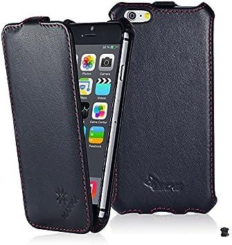 MANNA | Funda de piel para iPhone 6S de 4,7 pulgadas | Flip case ...