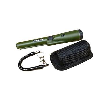 Yiruy Sensitive GP-Pointer Detector de Metales Handheld Que señala Gold Finder con detección de