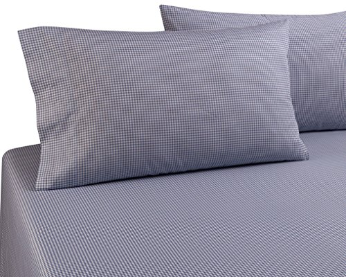 PILLOWCASES by DELANNA, 100% Cotton Percale Weave Standard Size 20