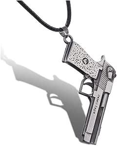 عقد بقلادة على شكل سلاح، لكلا الجنسين