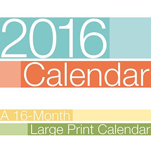 2015 big grid calendar - 4
