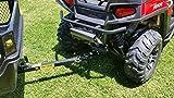 """FERAL ATV Gear 1-1/4"""" Spread Eagle 3-Way Hitch"""