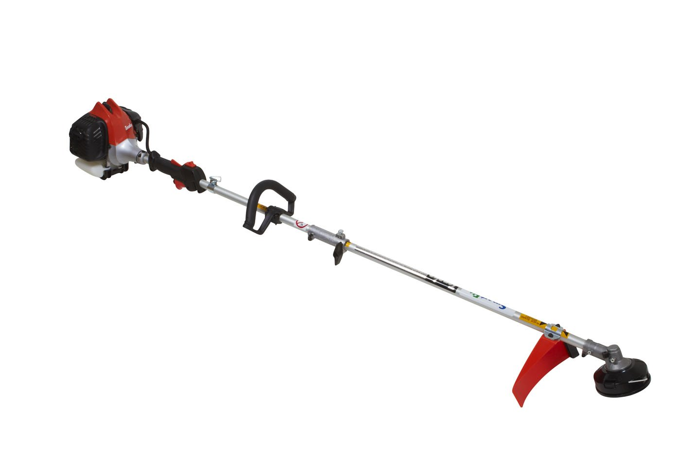 Tanaka TCG24EBDP 2-Cycle Split Shaft Gas String Commercial Grade Trimmer, 23.9cc