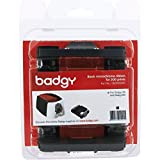 Evolis CBGR0500K Badgy100 & 200 Black Ribbon - Compatible with Badgy100 & 200 printers only