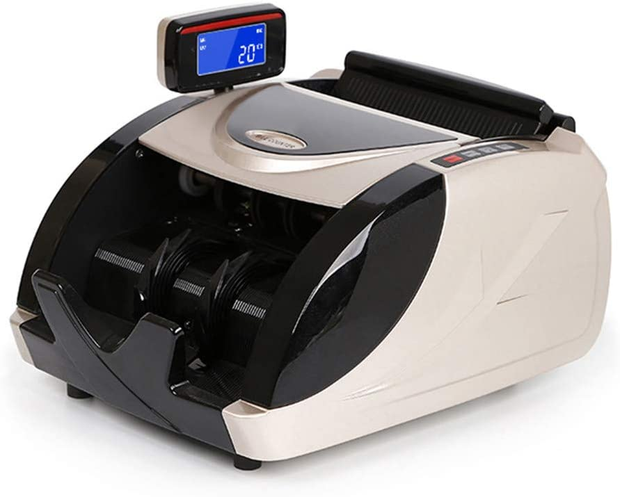 Portable Money Counter Worldwide Currency