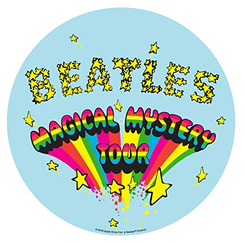 Tour Player - Crosley AC1016A-MT Turntable Slip Mat, The Beatles Magical Mystery Tour