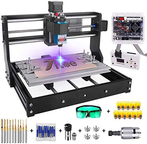 3 Axis CNC 3018 PRO Router Engraving Carving DIY Milling Machine GRBL Control US