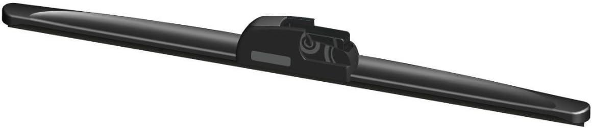 Jurmann/® Aero Heck Scheibenwischer 400 mm Heckwischer Wischblatt