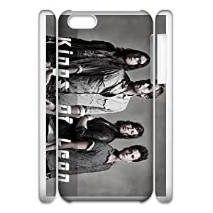 Protection Cover iphone6 Plus 5.5 3D Cell Phone Case White Zqsuf Kings Of Leon Personalized Durable Cases