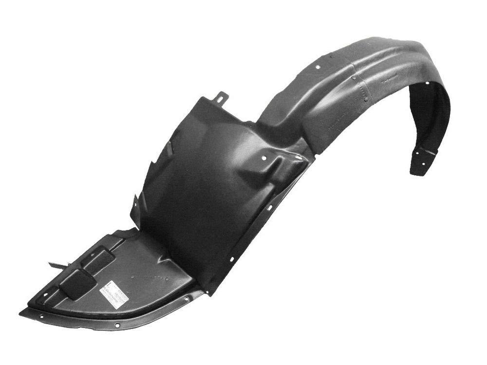 KA Depot for Malibu 2008-2012 20830624 GM1248201 Front Driver Left Side Fender Liner Inner Panel Plastic Guard Shield