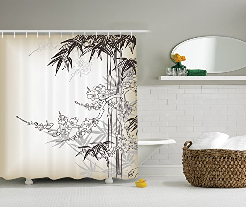 Leaf Bamboo Fabric - 4
