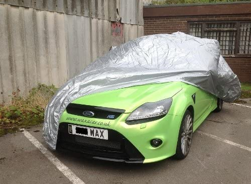 Ford FOCUS 05 on Waterproof Elasticated UV Car Cover /& Frost Protector