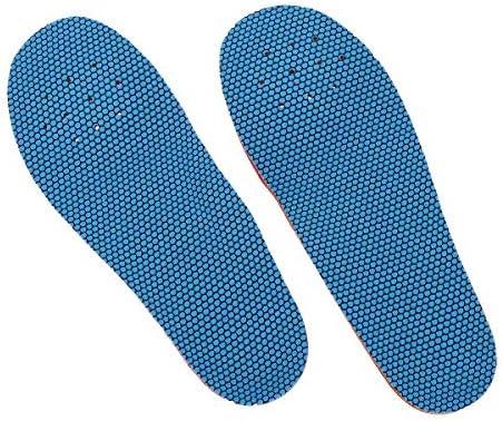 Volle Länge Orthesen Einlegesohlen Unterstützung Flat Foot Flatfoot Korrektur Foot Pain Relief für Kids - M