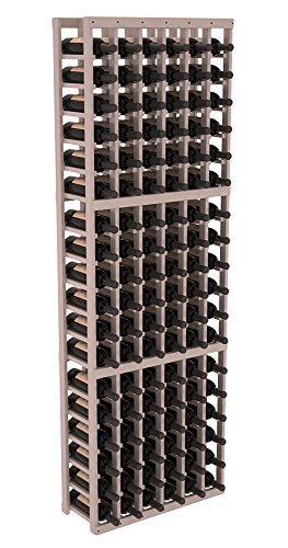 Wine Racks America Redwood 6 Column Wine - Wine Rack Kit 108 Bottle Shopping Results