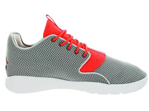 Nike Jordan Eclipse Zapatillas de deporte exterior, Hombre Gry Mst/Infrrd 23/Cl Grey/White