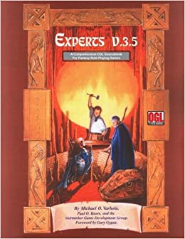 Amazon Fr Experts V 3 5 A Comprehensive D20 Ogl