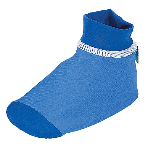 Upf Water - Sun Smarties UPF 50+ Non-Skid Surf Style Sand and Water Socks X-Small Light Blue