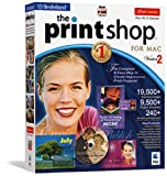 Software : The Print Shop 2 for Mac