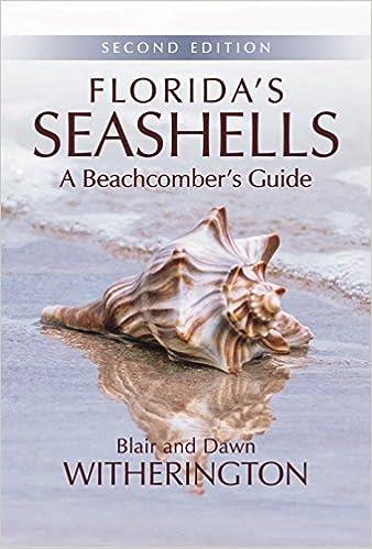 Floridas seashells a beachcombers guide blair witherington floridas seashells a beachcombers guide 2nd edition fandeluxe Choice Image