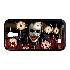 Custom PLASTIC Case Protector The Joker Printed Design Snap On Suitable For Samsung Galaxy S4 I9500