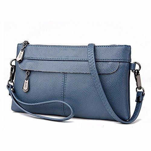 occasionnelle cm de mobile 4 de façon 15 lady sac blue 27 l'épaule black enveloppe coursier sac TwxOECnqIq