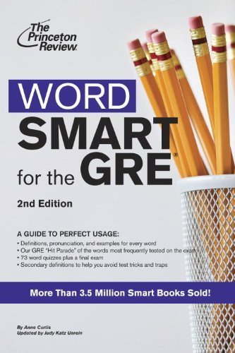 Word Smart for the GRE, 2nd Edition (Smart Guides) by Princeton Review (2007-07-03) PDF ePub book