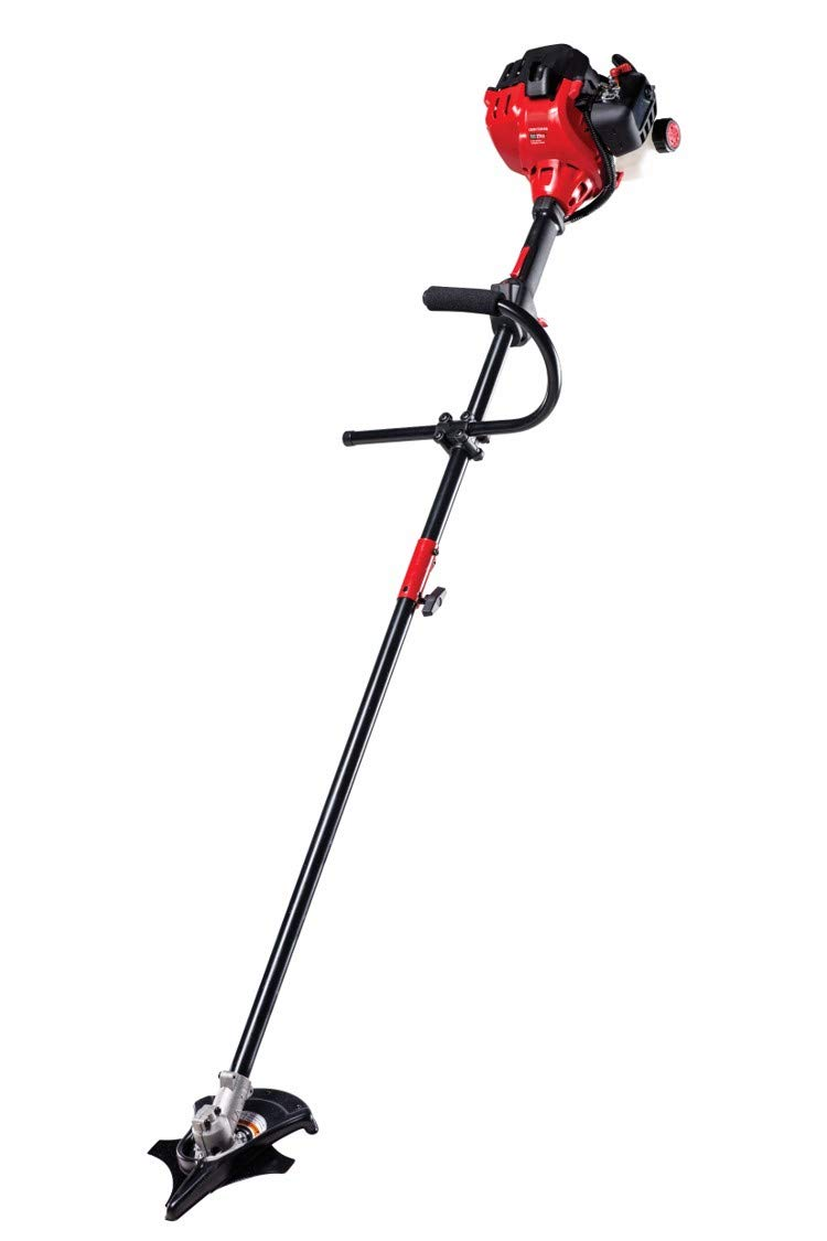 Craftsman WS235 2-Cycle 17-Inch Attachment Capable Straight Shaft WEEDWACKER Gas Powered Brush Cutter by Craftsman