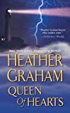 Front cover for the book Queen of Hearts by Heather Graham