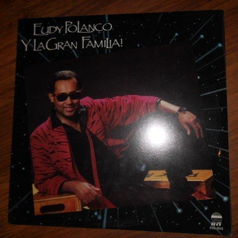 Eudy Polanco Y Industry Japan's largest assortment No. 1 La Gran Vinyl Familia Tth