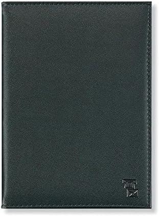 Herlitz Adressbuch mit A-Z Register / Größe: 13,5 x 18,5cm / Farbe: schwarz