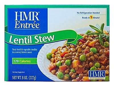 HMR Lentil Stew Entree, 8 oz. servings, 6 count