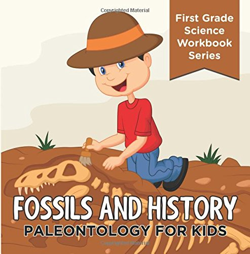 Fossils History Paleontology Science Workbook