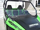 Arctic Cat Wildcat (Trail/Sport only) Premium Double Sided Scratch Resistant 12'' Tall Half WindshieldTallest on the market