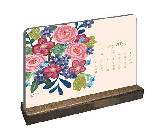2020 Calendar Card - Artisan by Lang Bloom 2020 Easel Calendar (20999011005)