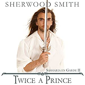 Twice a Prince Audiobook
