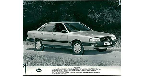 Amazon.com: Vintage photo of Audi 200 turbo handsome lines.: Entertainment Collectibles