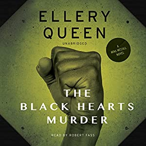 The Black Hearts Murder Audiobook