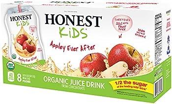 32-Pack Honest Kids Organic Appley Ever After Juice Drink