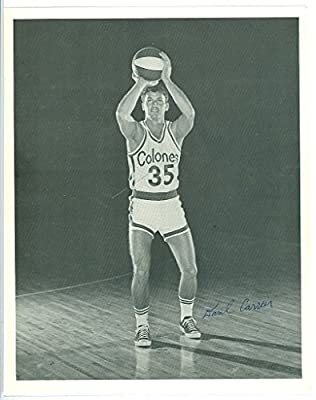 Darel Carrier Kentucky Colonels team issued card 1968-1972 ABA