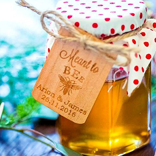 Amazon Wedding Favor Tags Honey Favor Tags Meant To Bee Tags