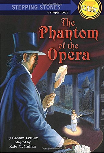 Leroux Peach - The Phantom of the Opera (A Stepping Stone Book)